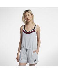 Nike - Sportswear Women's Romper - Lyst