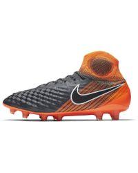 adff131d2792 Nike - Magista Obra Ii Elite Dynamic Fit Fg Firm-ground Soccer Cleats - Lyst