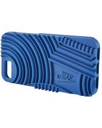 Nike - Air Force 1 Hard Phone Case (blue) - Lyst