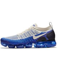 b203c9fb7f676 Nike Air Vapormax Flyknit 2 in Red for Men - Lyst