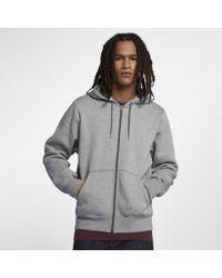 Nike - SB Essential Icon Herren-Hoodie mit durchgehendem Reißverschluss - Lyst
