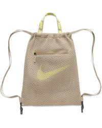 Nike Sportswear Essentials Trainingsbeutel - Natur