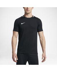 Nike - Dry Academy Men's Soccer Top - Lyst