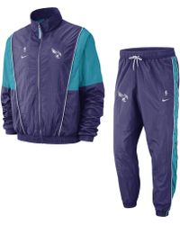 Nike - Charlotte Hornets NBA-Trainingsanzug für Herren - Lyst