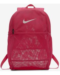 Nike - Brasilia Mesh Training Backpack (26l) - Lyst