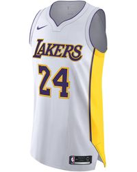 huge selection of f9a75 13bfd Nike Kobe Bryant City Edition Authentic (los Angeles Lakers ...