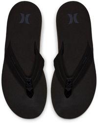 Nike - Hurley Lunar Herrensandalen - Lyst