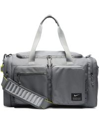 Nike Utility Power Training Duffel Bag (medium) - Grey