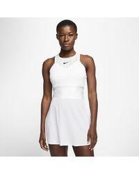 Nike Maria Tennis Dress - White