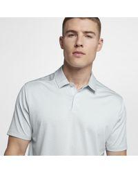 514b5d7268 Lyst - Nike Tw Control Stripe Men's Standard Fit Golf Polo Shirt in ...