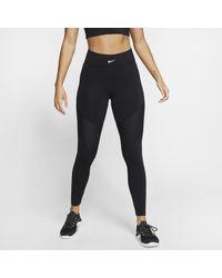 Nike Tights Pro AeroAdapt - Nero