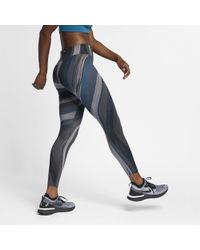 Nike Epic Lux Flash Reflective Printed Running Damen Lila