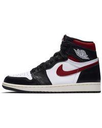 Nike Air Jordan 1 Retro High OG Schuh - Schwarz