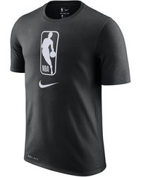 Nike T-shirt Dri-FIT NBA - Nero