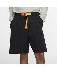 Nike Sportswear Tech Pack Woven Shorts - Black