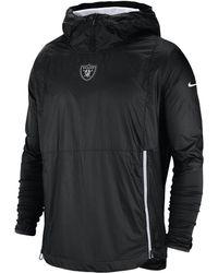 58e4bcf6b978 Lyst - Nike Vapor Speed Fly Rush (nfl Titans) Men s Training Jacket ...