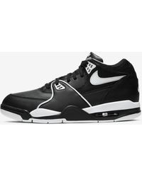 Nike Air Flight 89 Shoe (black) - Clearance Sale