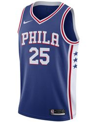 newest 291ba d8bcd Nike Markelle Fultz City Edition Authentic Jersey ...