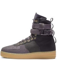 Goods Air In Men's Leather Force Nike 1 Will Premium High Id Shoe 9WD2EHIY