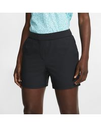 Nike Flex Victory Damen-Golfshorts (ca. 13 cm) - Schwarz