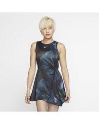 Nike Court Dri-fit Maria Tennis Dress - Black