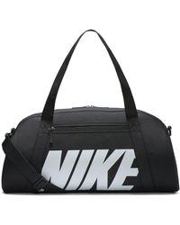 Nike Gym Club Training Duffel Bag - Black