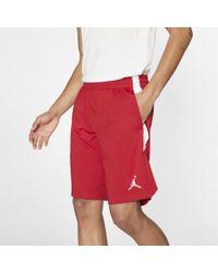 Nike Shorts da training Jordan Dri-FIT 23 Alpha - Rosso