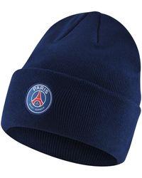 Nike Berretto da calcio Paris Saint-Germain - Blu