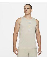 Nike - Dri-fit Graphic Training Tank - Lyst