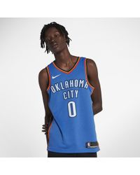 8555ae266bb961 Nike - Russell Westbrook Icon Edition Swingman Jersey (oklahoma City  Thunder) Men s Nba Connected