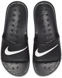 Nike Claquette Kawa Shower pour Homme - Nero