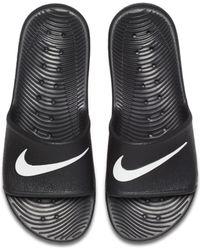 Nike Slider Kawa Shower - Nero
