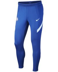 Nike Pantaloni da calcio Chelsea FC Strike - Blu