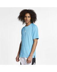 22e9b9a3 Nike Jordan 23 Alpha Long Sleeve Shirt in Black for Men - Lyst