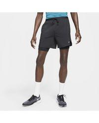 Nike - Flex Stride Run Division Hybrid Running Shorts (black) - Lyst