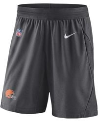0d8bf71d0323 Nike - Dri-fit Fly (nfl Browns) Men s Knit Football Shorts - Lyst