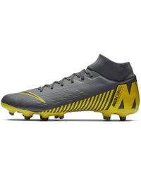 wholesale dealer e992f 406aa Nike - Mercurial Superfly 6 Academy Mg Multi-ground Football Boot - Lyst