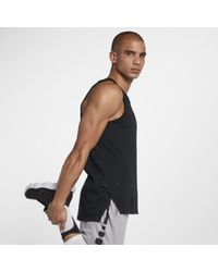 Nike - Breathe EliteÄrmelloses Herren-Basketballoberteil - Lyst