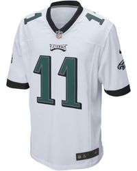 5a27f89a7 Nike - Nfl Philadelphia Eagles (carson Wentz) Game Football Jersey - Lyst