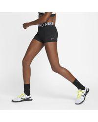 Nike Pro shorts (ca. 8 cm) - Schwarz