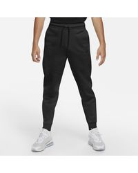 Nike Tech Fleece Joggers Men's - Black