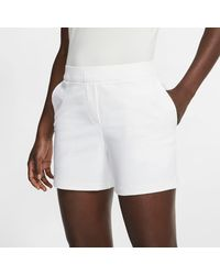 Nike Flex Victory Damen-Golfshorts (ca. 13 cm) - Weiß