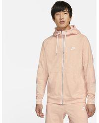 Nike - Felpa leggera con cappuccio e zip a tutta lunghezza Sportswear Modern Essentials - Lyst