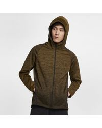 97802b1bcb45 Nike Therma Sphere Max Jacket in Blue for Men - Lyst