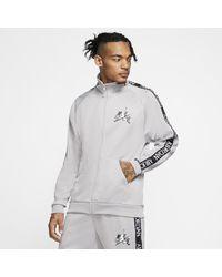 Nike - Pantaloni da riscaldamento in tricot Jordan Jumpman Classics - Lyst