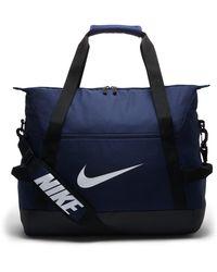 Nike Academy Team Cv7827 Sports Bag - Blue