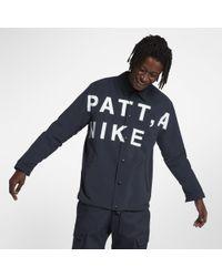 Nike - X Patta Coaches' Jacket - Lyst