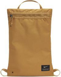 Nike Utility Sportbeutel - Braun