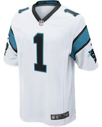 online store ebe18 f6eb8 Nike Nfl Carolina Panthers Color Rush Limited (cam Newton ...