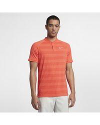 3f678dfb72 Lyst - Nike Tw Zonal Cooling Stripe Blade Men's Standard Fit Golf ...